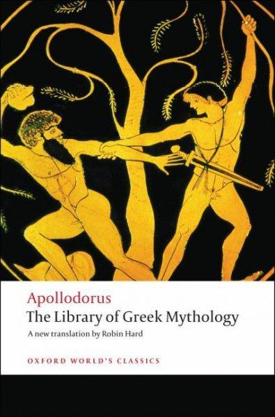 The Library of Greek Mythology (Paperback)