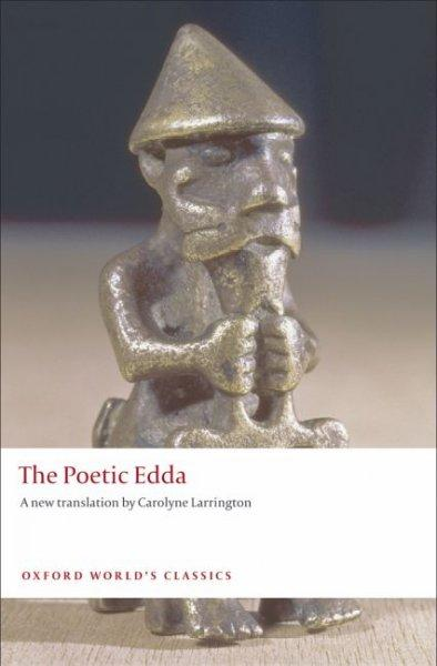 The Poetic Edda (Paperback)