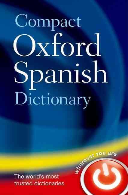 Pocket Oxford Spanish Dictionary: Spanish-english, English-spanish (Paperback)