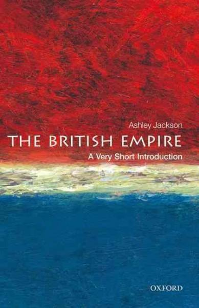 The British Empire: A Very Short Introduction (Paperback)