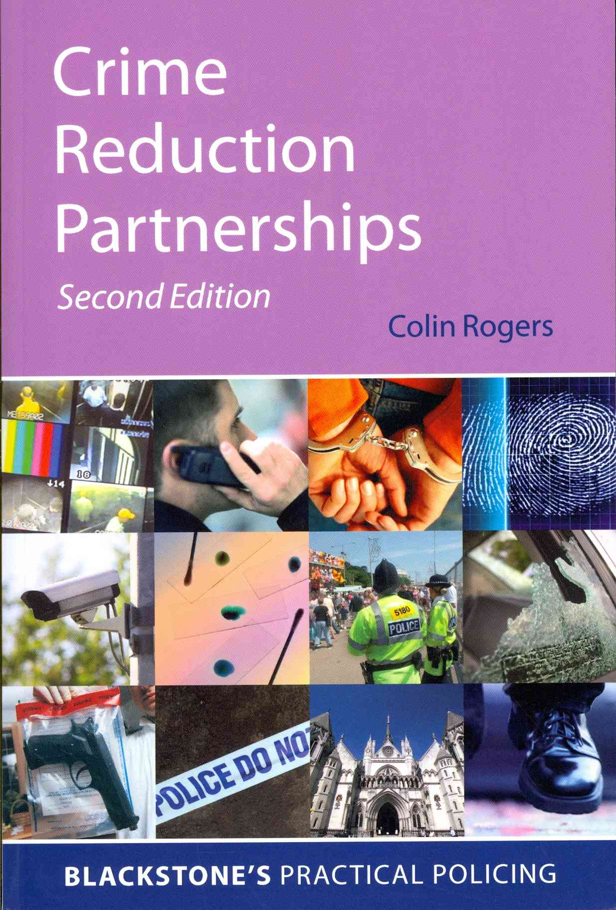 Crime Reduction Partnerships (Paperback)
