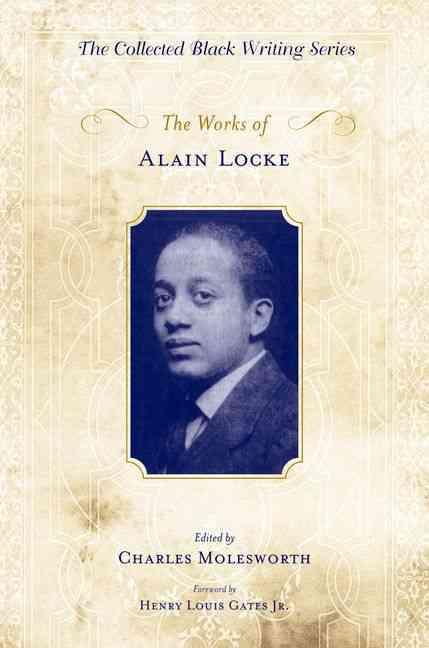 The Works of Alain Locke (Hardcover)