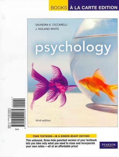 Psychology: Books a La Carte Edition (Other book format)