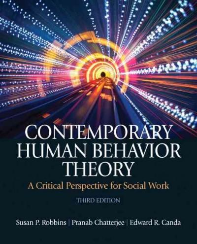 Contemporary Human Behavior Theory: A Critical Perspective for Social Work (Paperback)
