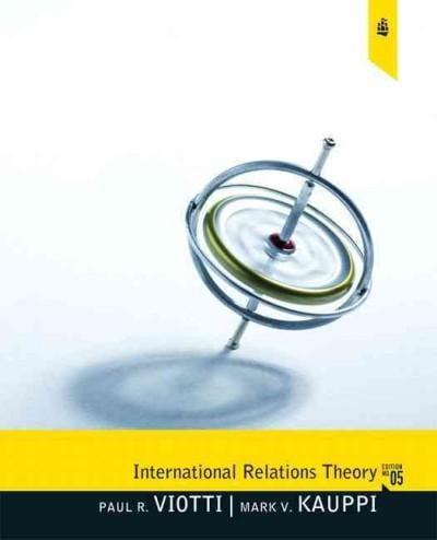 International Relations Theory (Paperback)