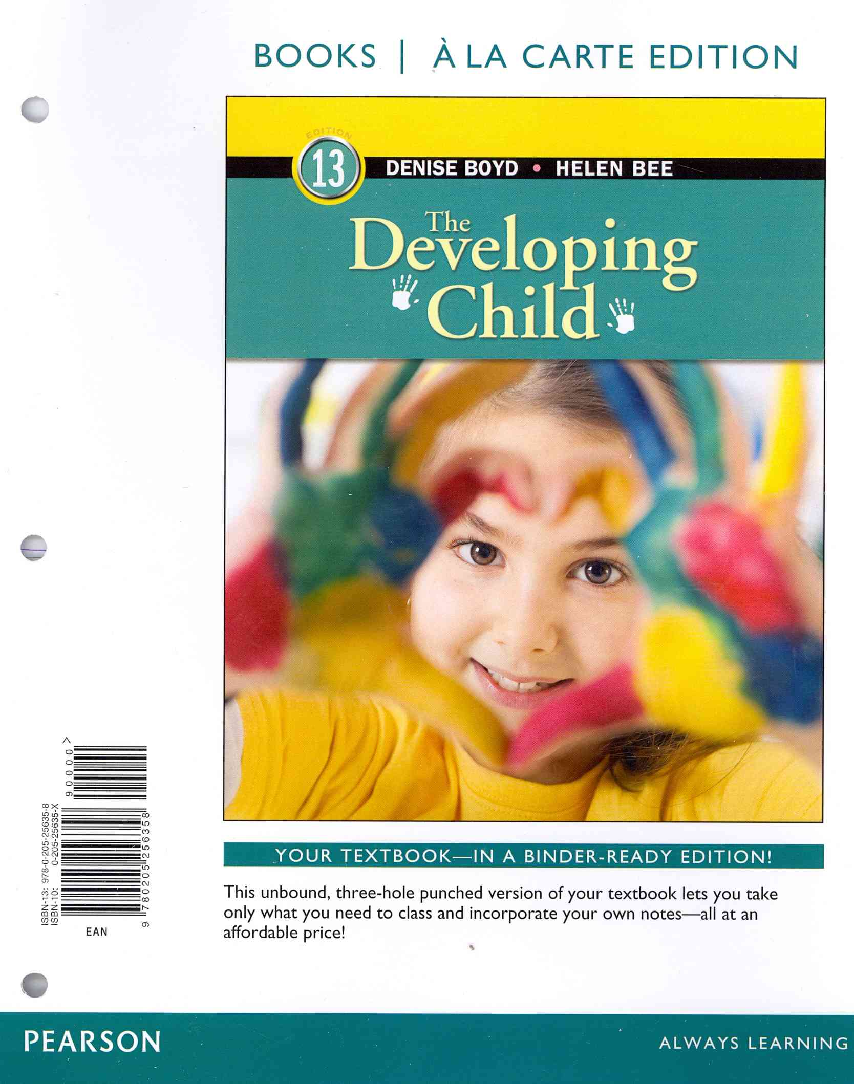 The Developing Child: Books a La Carte Edition (Other book format)