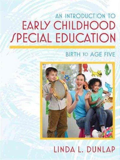An Introduction to Early Childhood Education: Birth to Age Five (Paperback)
