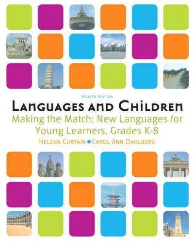 Languages and Children Making the Match: New Languages For Young Learners, Grades K-8 (Paperback)