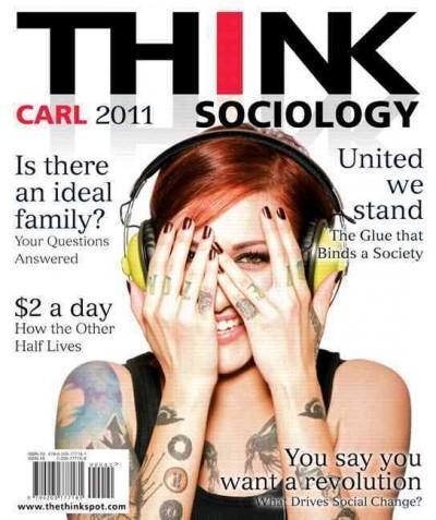Think Sociology 2011 (Paperback)