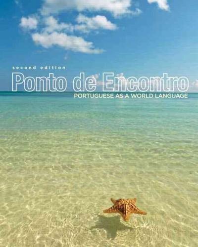 Ponto de Encontro: Portuguese As a World Language (Hardcover)