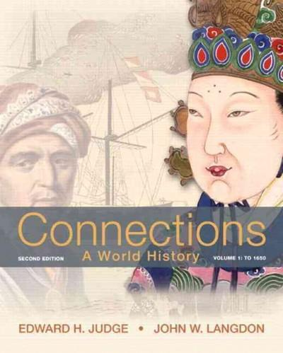 Connections: A World History to 1650 (Paperback)