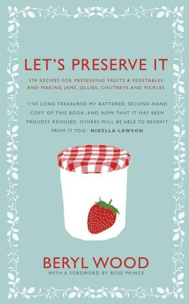 Let's Preserve It (Hardcover)