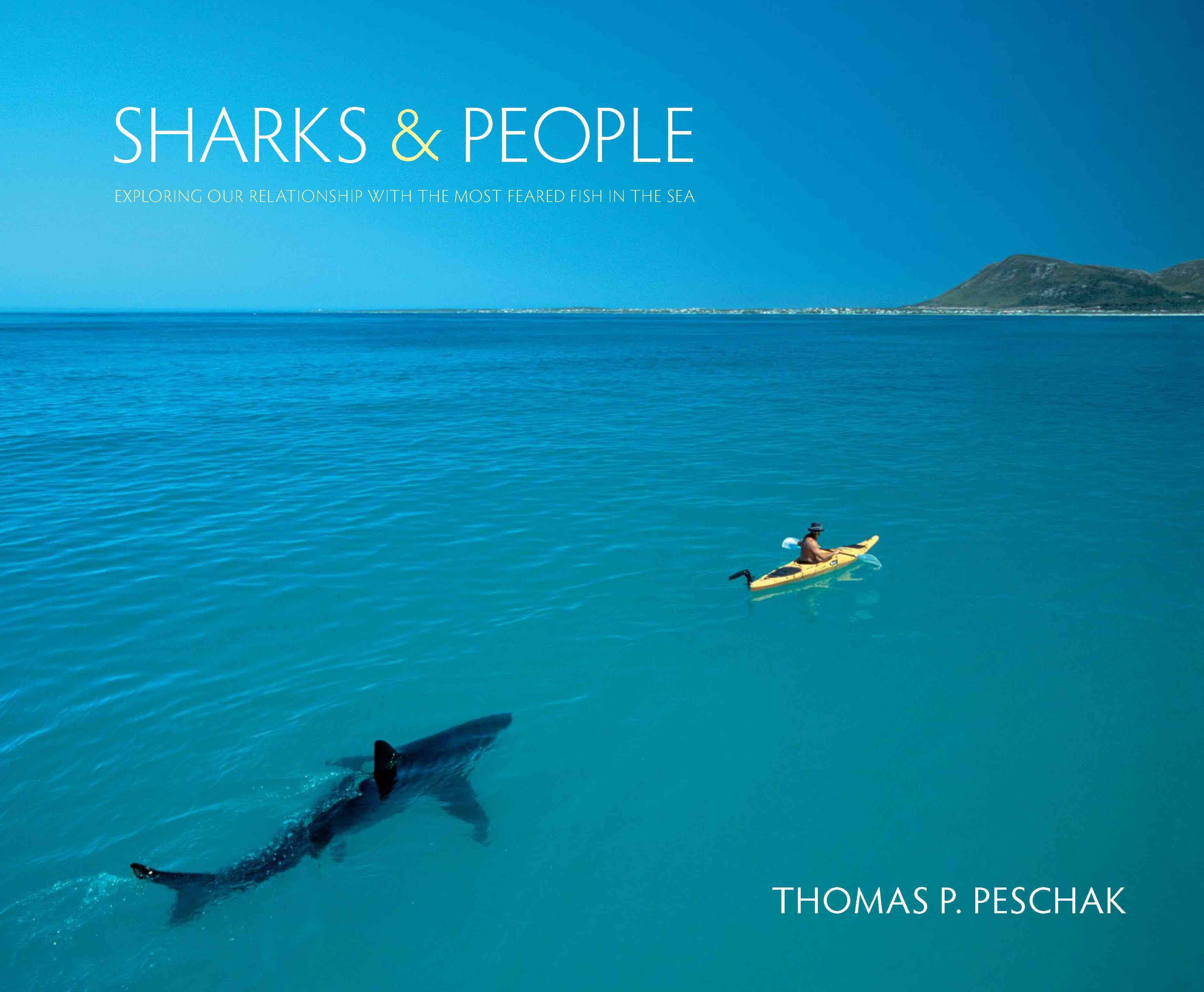 Sharks & People: Exploring Our Relationship With the Most Feared Fish in the Sea (Hardcover)