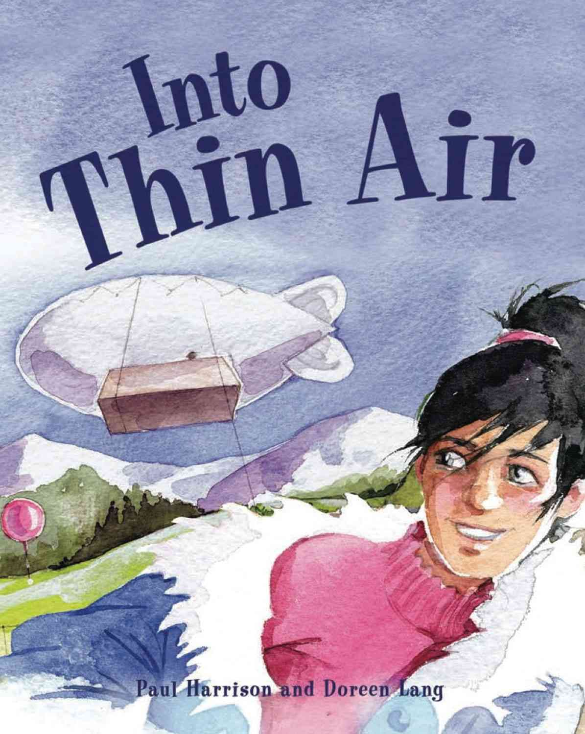 Into Thin Air (Paperback)