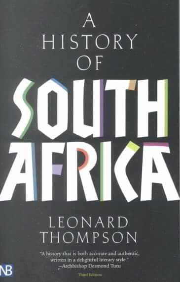 A History of South Africa (Paperback)