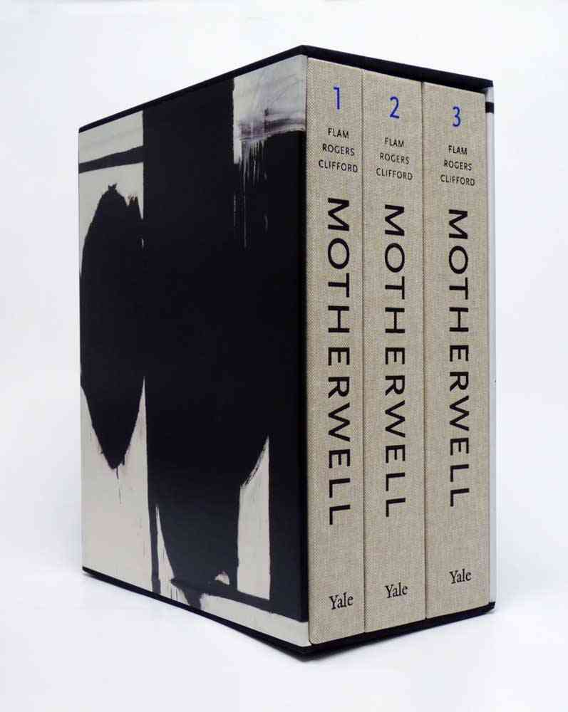 Robert Motherwell Paintings and Collages: A Catalogue Raisonne, 1941-1991 (Hardcover)