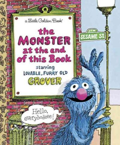Monster at the End of this Book (Hardcover)