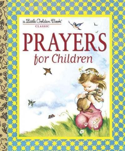 Prayers for Children (Hardcover)