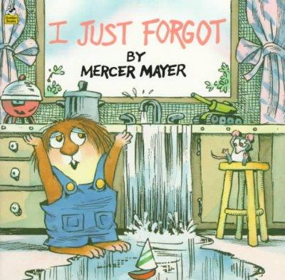 I Just Forgot (Paperback)