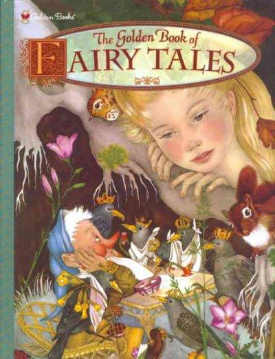 The Golden Book of Fairy Tales (Hardcover)