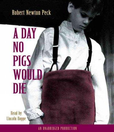 A Day No Pigs Would Die (CD-Audio)