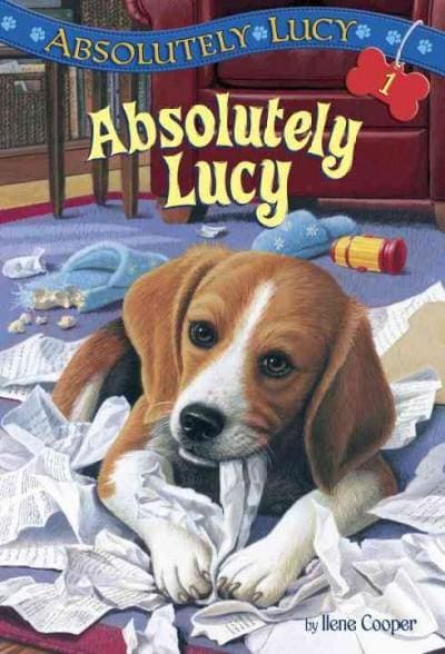 Absolutely Lucy (Paperback)