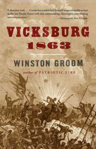 Vicksburg, 1863 (Paperback)