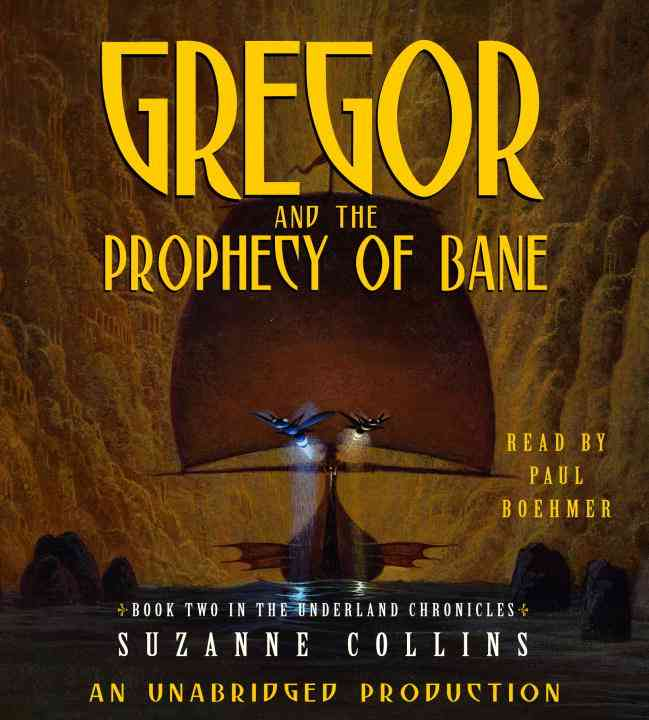 Gregor And the Prophecy of Bane (CD-Audio)