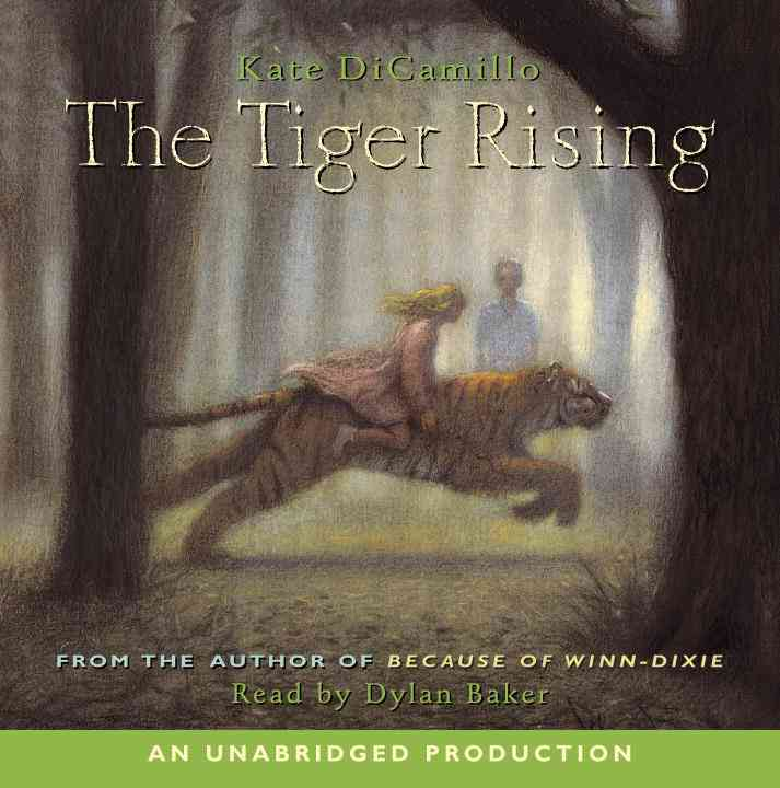 The Tiger Rising (CD-Audio)