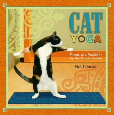 Cat Yoga: Fitness and Flexibility for the Modern Feline (Hardcover)