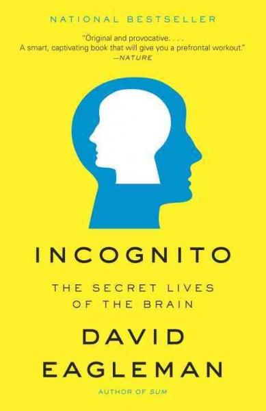 Incognito: The Secret Lives of the Brain (Paperback) - Thumbnail 0