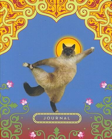 Cat Yoga Journal (Hardcover)