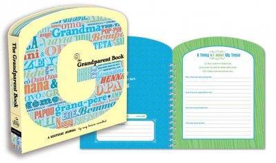 The Grandparent Book: A Keepsake Journal (Notebook / blank book)