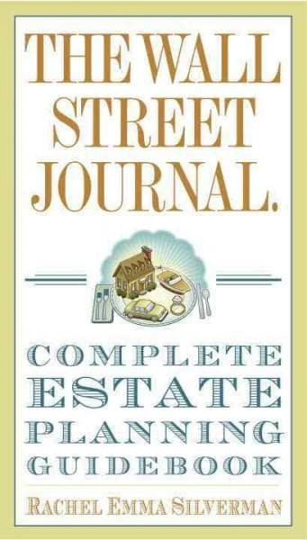 The Wall Street Journal Complete Estate-Planning Guidebook (Paperback)