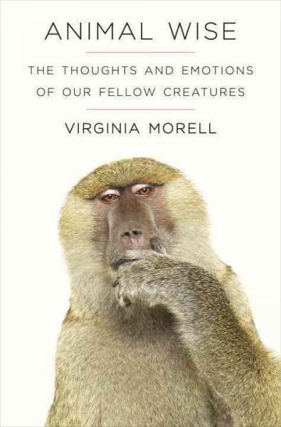 Animal Wise: The Thoughts and Emotions of Our Fellow Creatures (Hardcover)