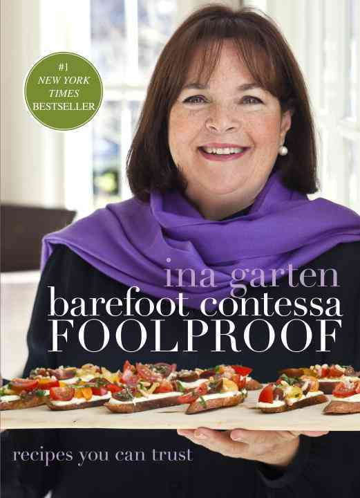 Barefoot Contessa Foolproof: Recipes You Can Trust (Hardcover) - Thumbnail 0