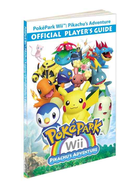 Pokepark Wii: Pikachu's Adventure - Official Strategy Guide (Paperback)