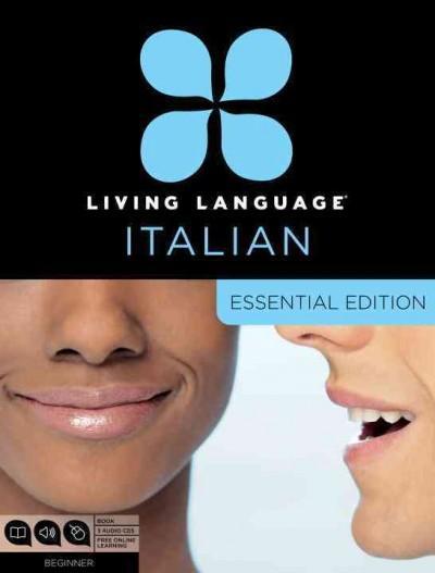 Living Language Italian: Essential, Beginner