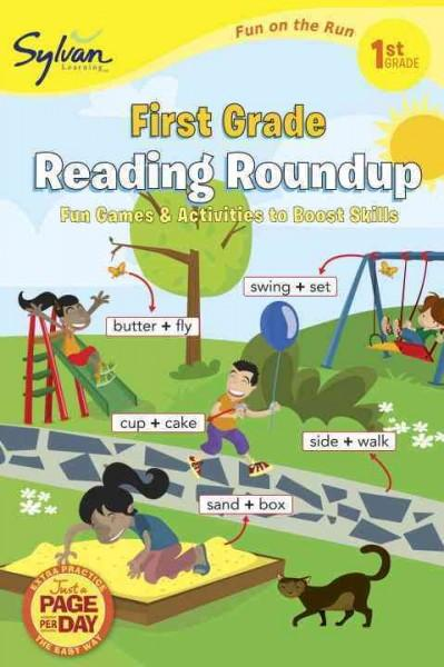 1st Grade Reading Roundup (Paperback)