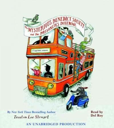 The Mysterious Benedict Society and the Prisoner's Dilemma (CD-Audio)