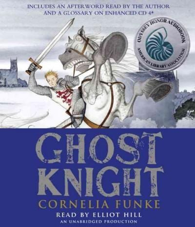 Ghost Knight (CD-Audio)