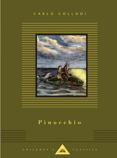 Pinocchio: The Tale of a Puppet (Hardcover)
