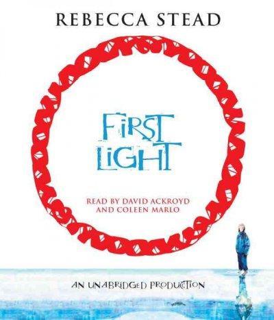 First Light (CD-Audio)