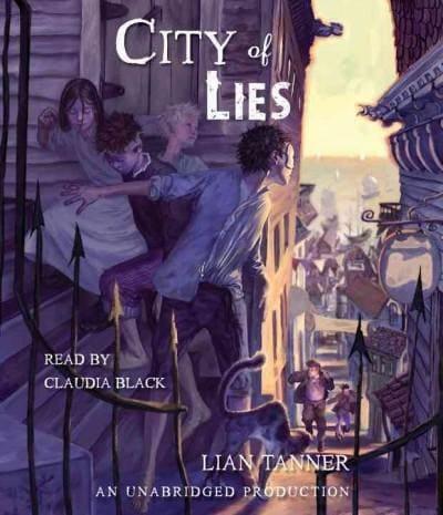 City of Lies (CD-Audio)