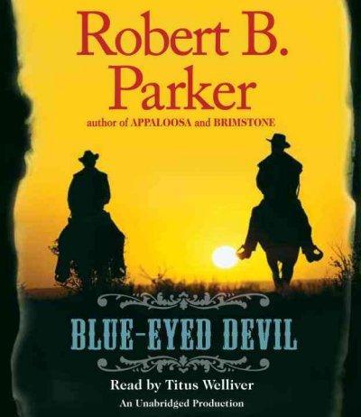 Blue-Eyed Devil (CD-Audio)