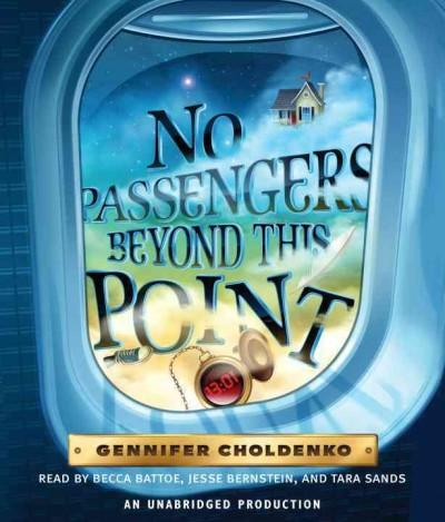 No Passengers Beyond This Point (CD-Audio)