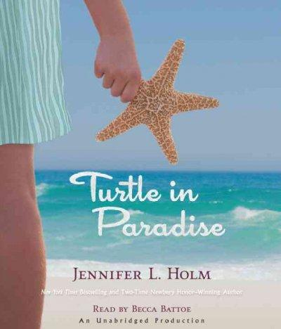 Turtle in Paradise (CD-Audio)