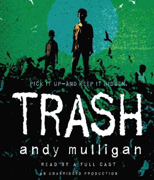 Trash (CD-Audio)