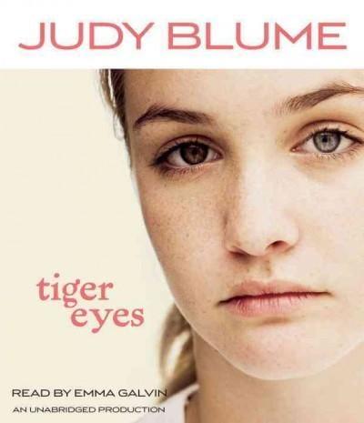 Tiger Eyes (CD-Audio)