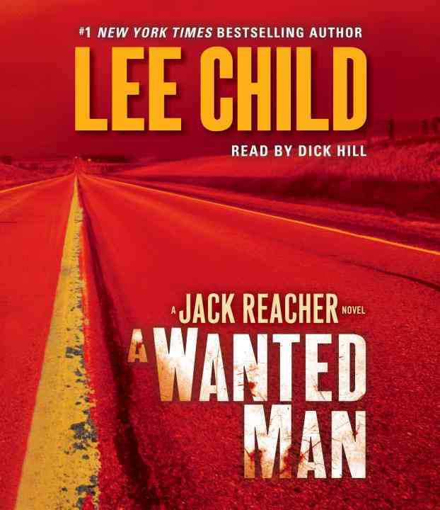 A Wanted Man (CD-Audio)